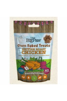 Little BigPaw Chicken,Potato, Apples, Blueberries & Herbs Jutalomfalat 130g