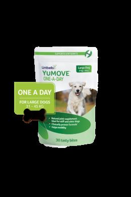 YuMOVE Dog  Falatka nagy testű kutyáknak 30 kg felett