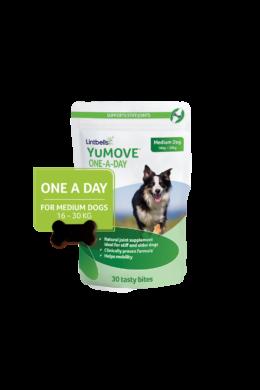 YuMOVE Dog  Falatka közepes testű kutyáknak 16-30 kg