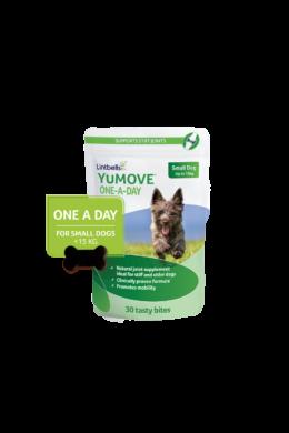 YuMOVE Dog  Falatka kis testű kutyáknak 15 kg-ig