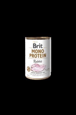 Brit Mono Protein Rabbit 400 g
