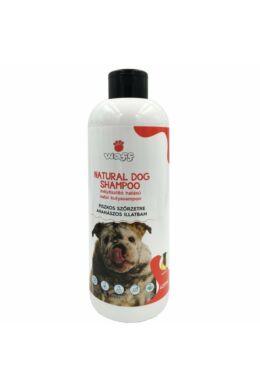 Waff natúr mélytisztító kutyasampon piszkos szőrre kutyáknak – ananász