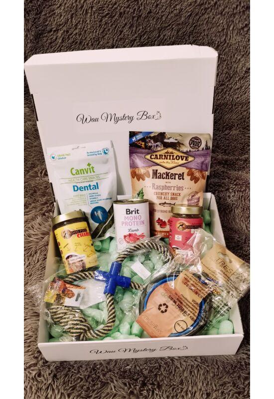 Wau Mystery Box - Food and Snack