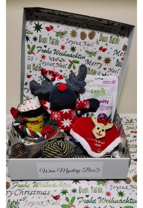Wau Mystery Box -  Christmas edition XL