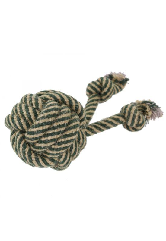 Csomós kötél játék