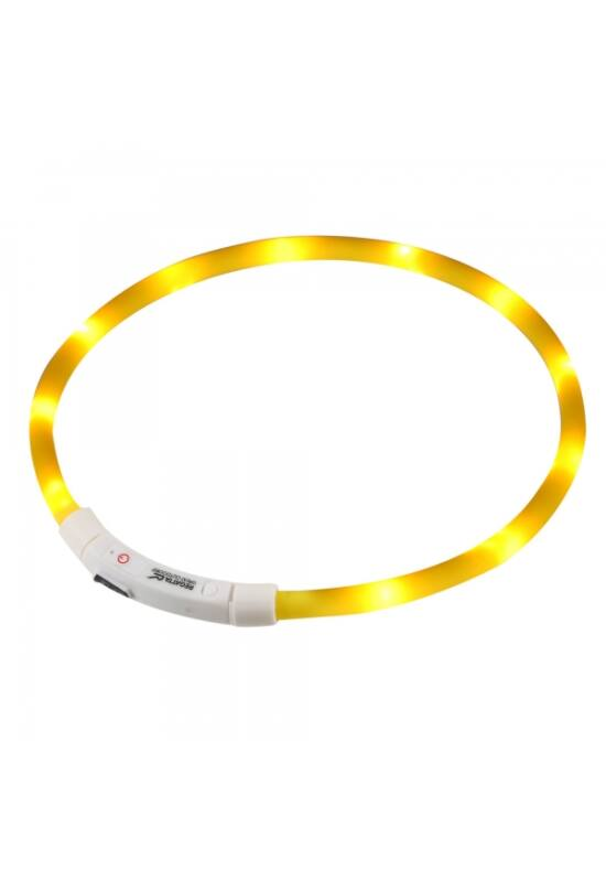 LED nyakörv