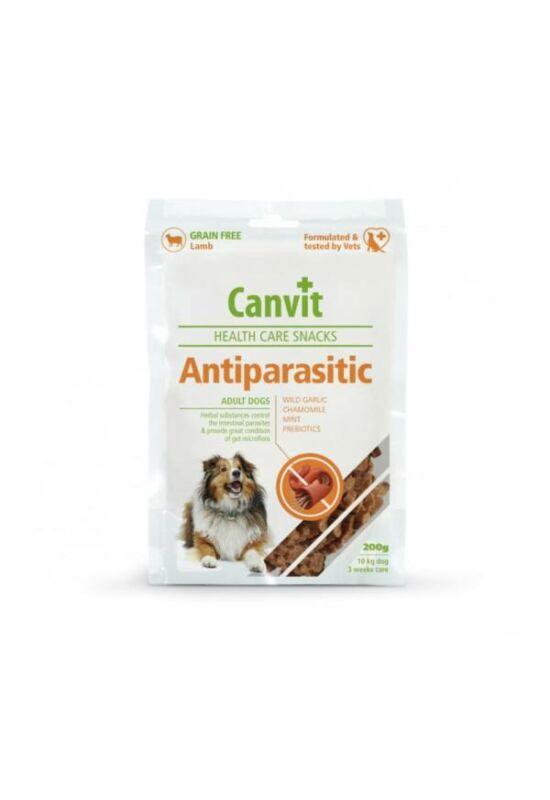 Canvit Jutalomfalat Kutyáknak Antiparasitic 200 G