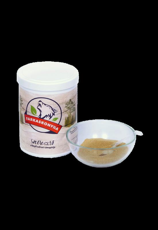 Farkaskonyha Sörélesztő - a természetes B vitamin 125g